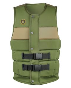 2018 Shredtown Impact Vest Cypress L